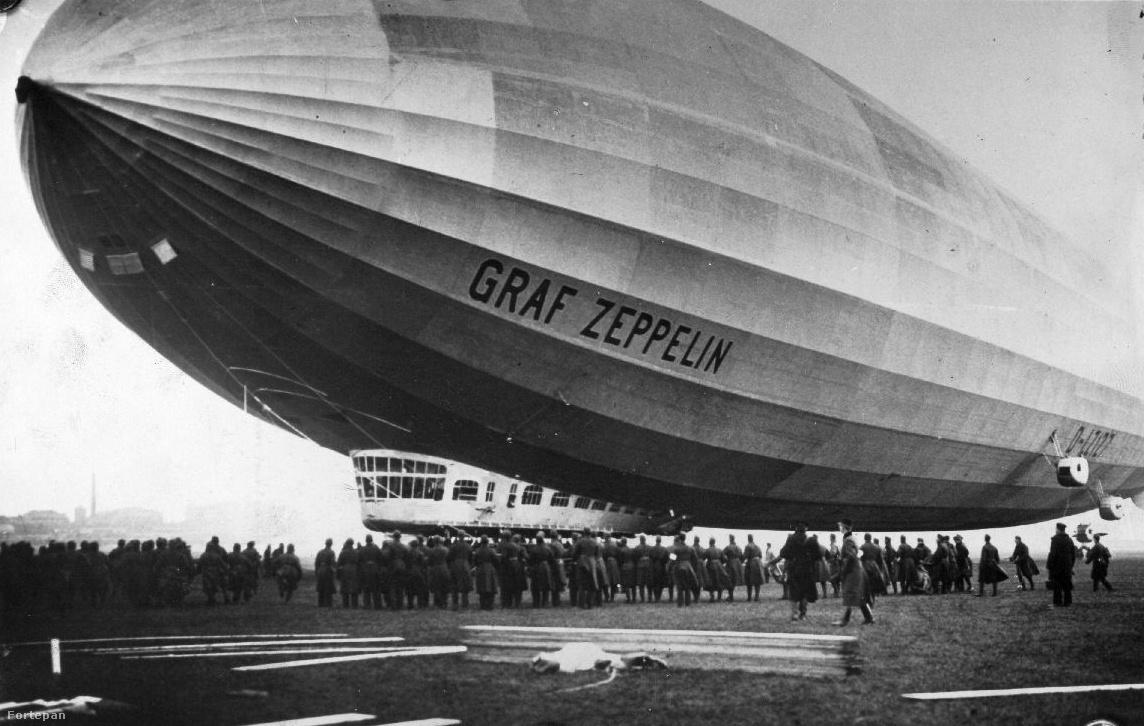 Graf Zeppelin Csepelen