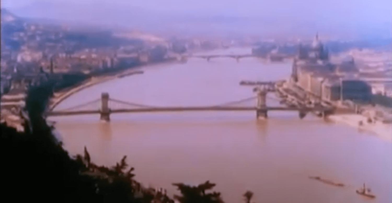 Régi videó Budapestről