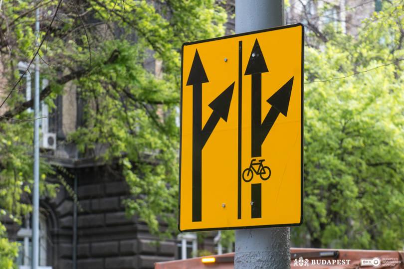 Budapest bicikliút
