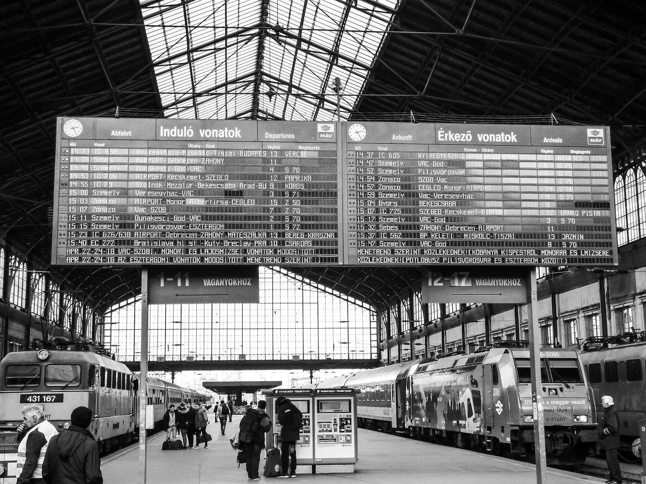 Nyugati pályaudvar felújítás